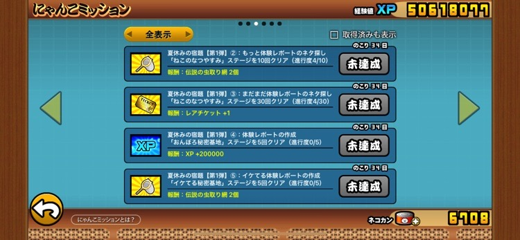 Natsuyasumi mission2