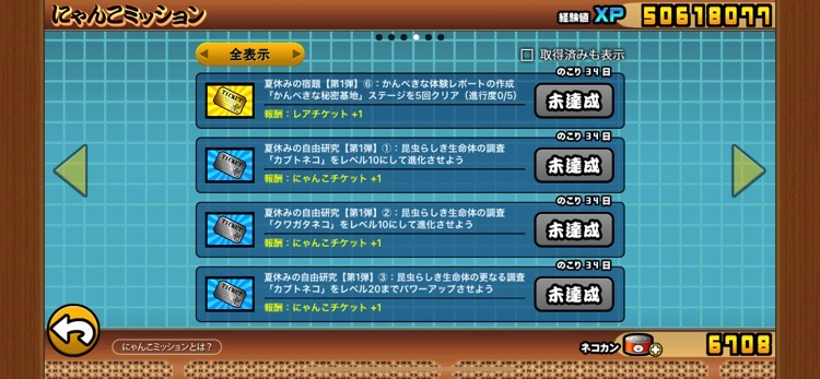 Natsuyasumi mission3
